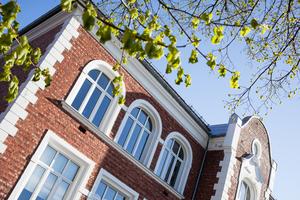 Skolebygning - Torderød skole