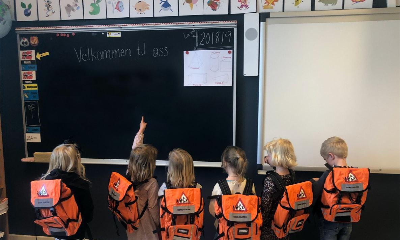 Besøksdag Torderød skole