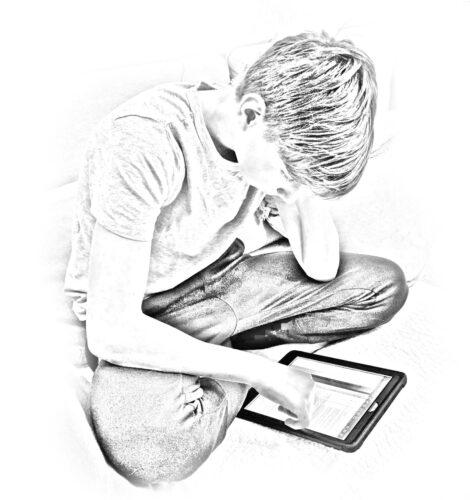 Læring på digitale flater Torderød skole